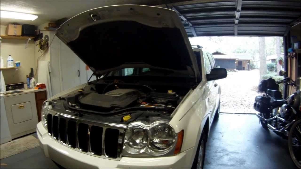 05 Jeep Grand Cherokee Starting Problem - Youtube pertaining to 2005 Jeep Grand Cherokee Parts Diagram