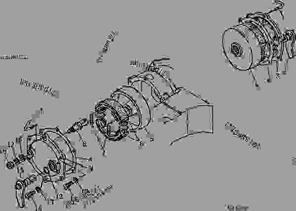 1050 John Deere Tractor Parts Diagram | Tractor Parts Diagram And inside John Deere 1050 Parts Diagram