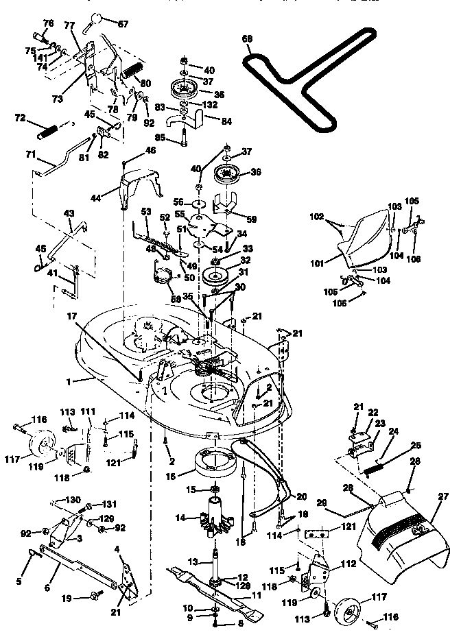 wiring diagram for craftsman gt5000 snapper ignition