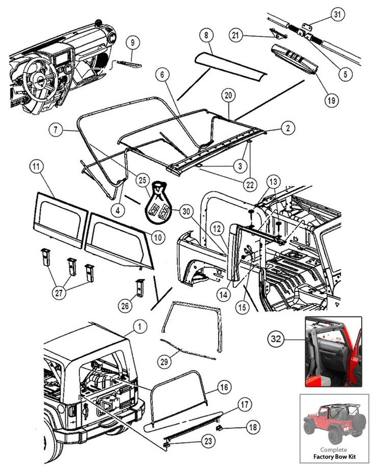 15 Best Jeep Jk Parts Diagrams Images On Pinterest | Jeep Jk, Jeep with regard to Jeep Wrangler Jk Parts Diagram