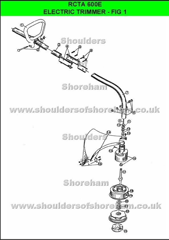 150 Best Ryobi Trimmer Brushcutter Images On Pinterest | Spare throughout Stihl Chainsaw 009 Parts Diagram