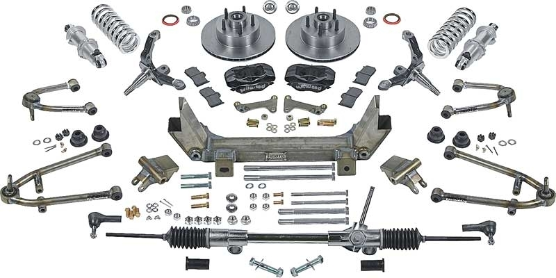 1955 Chevrolet Truck Parts | Suspension | Front Suspension with 2005 Chevy Silverado Parts Diagram
