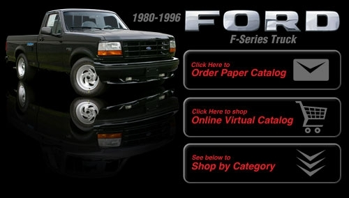 1980-1996 Ford Truck Parts | National Parts Depot in 1994 Ford F150 Parts Diagram