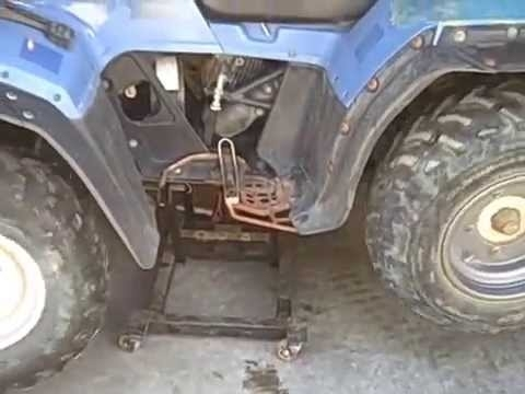 1992 Suzuki King Quad 300 For Parts - Youtube intended for Suzuki King Quad Parts Diagram