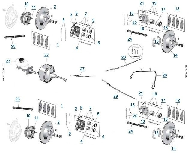 1999 Jeep Cherokee Parts Diagrams Automotive Parts