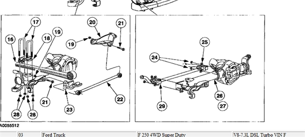 1997 ford f250 parts diagram automotive parts diagram images. Black Bedroom Furniture Sets. Home Design Ideas
