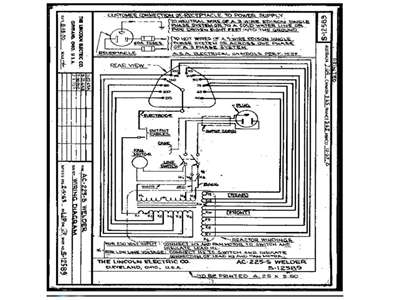 20 Most Recent Lincoln Electric K1297 Ac/dc 225/125 Questions intended for Lincoln Mig Welder Parts Diagram