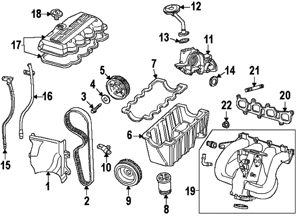 2000 Ford Focus Parts Diagram | Periodic & Diagrams Science intended for 2000 Ford Focus Parts Diagram