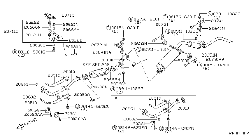 2000 Nissan Frontier Crew Cab Oem Parts - Nissan Usa Estore in 2000 Nissan Maxima Parts Diagram