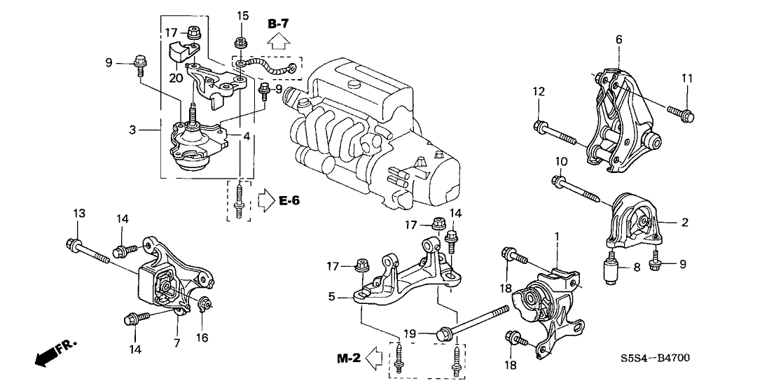 parts diagram 2002 honda civic  u2013 periodic  u0026 diagrams science