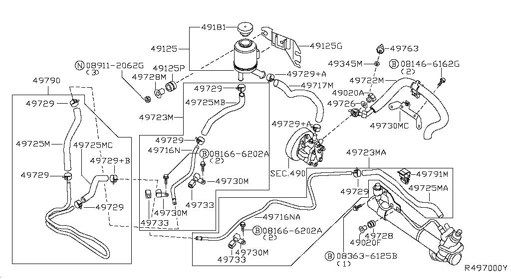 2004 Nissan Maxima Oem Parts - Nissan Usa Estore with regard to 2004 Nissan Maxima Parts Diagram