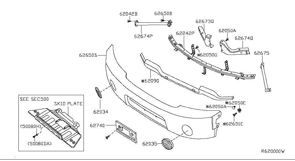 2005 Nissan Titan Crew Cab Oem Parts - Nissan Usa Estore throughout 2006 Nissan Titan Parts Diagram