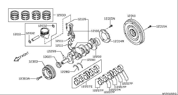 2007 Nissan Sentra Oem Parts - Nissan Usa Estore intended for 2008 Nissan Sentra Parts Diagram