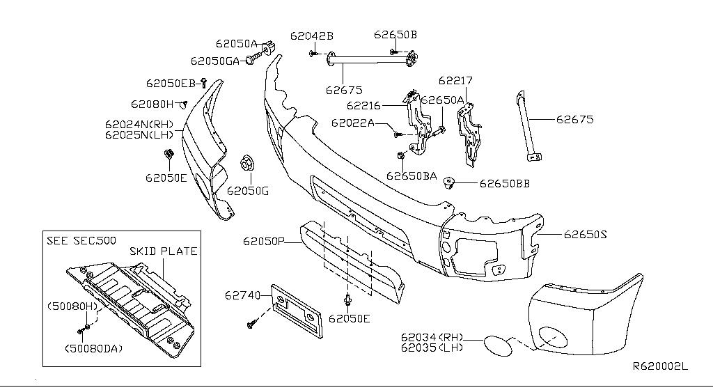 2007 Nissan Titan Crew Cab Oem Parts - Nissan Usa Estore regarding 2006 Nissan Titan Parts Diagram