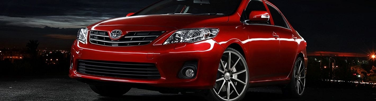 2010 Toyota Corolla Accessories & Parts At Carid pertaining to 2010 Toyota Corolla Parts Diagram
