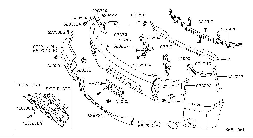 2013 Nissan Titan Crew Cab Oem Parts - Nissan Usa Estore throughout 2006 Nissan Titan Parts Diagram