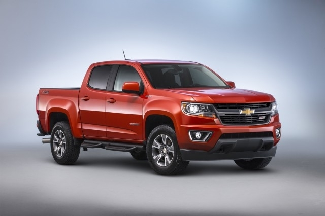 2017 Chevrolet Colorado Vs. 2017 Nissan Frontier: Compare Trucks pertaining to 2004 Chevy Colorado Parts Diagram