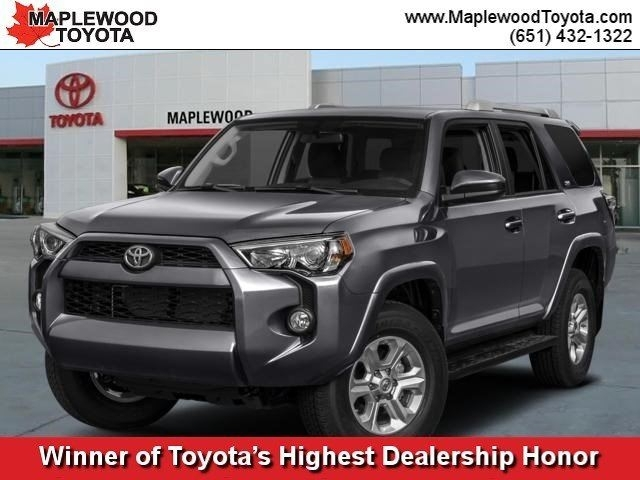 2017 Toyota 4Runner Sr5 Premium Maplewood Toyota Serving regarding Toyota 4Runner Body Parts Diagram