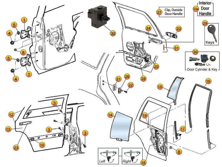 28 Best 99-04 Grand Cherokee Wj Parts Diagrams Images On Pinterest within Jeep Grand Cherokee Parts Diagram