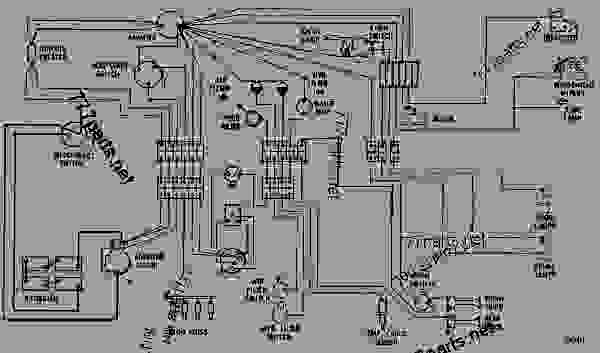 2y2970 Wiring Diagram Excavator Caterpillar 225