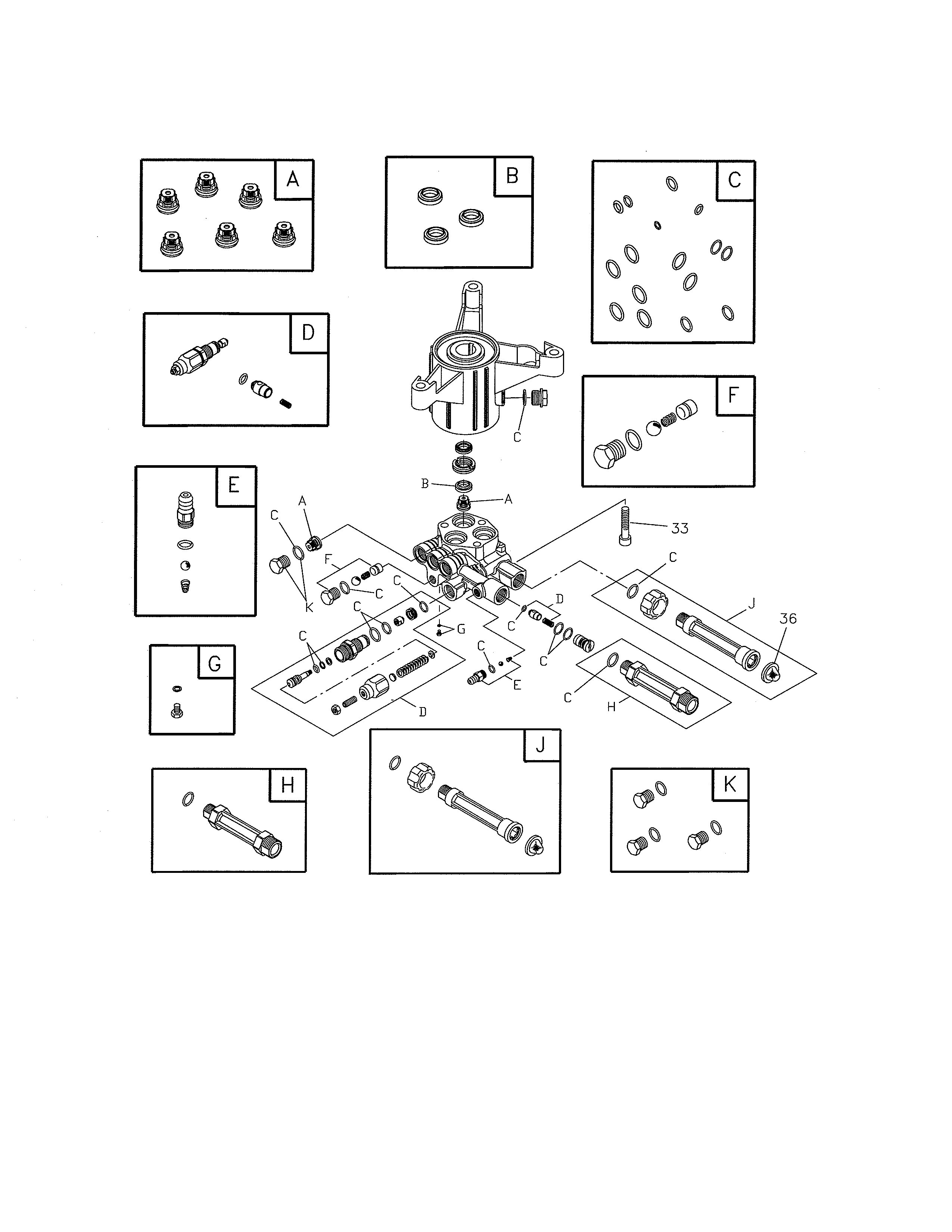 311553Gs Pump Parts, Briggs And Stratton intended for Briggs And Stratton Pressure Washer Parts Diagram