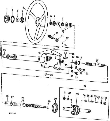 John Deere 4020 Parts Diagram