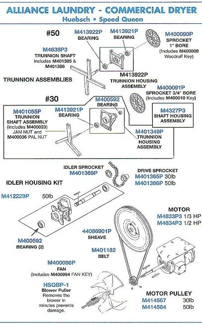 502967P, 502967, Dryer Timer, Alliance, Huebsch, Speed Queen in Speed Queen Washer Parts Diagram