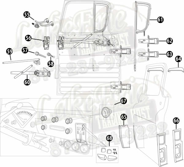 Chevy Truck Body Parts Diagram Automotive Parts Diagram