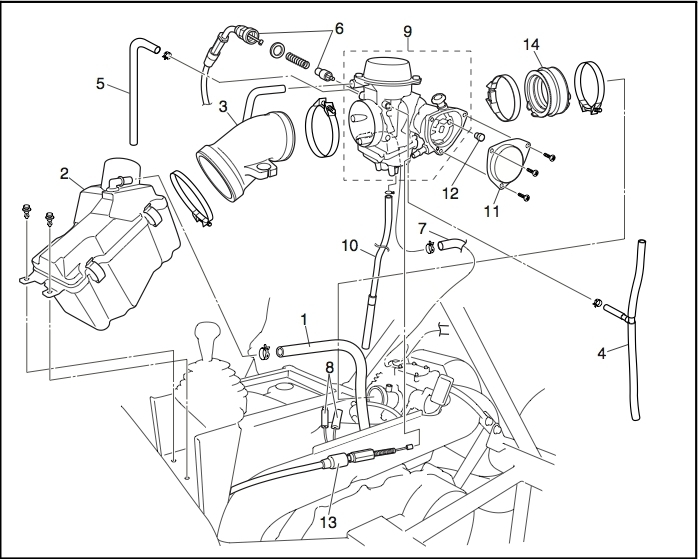 Carb Leaking Gas Yamaha Rhino Forum Rhino Forums For Yamaha Raptor Parts Diagram on rhino 660 wiring diagram