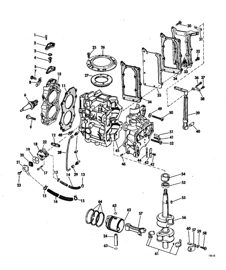 Boat Engine Diagram – Diagram Of Outboard Engine