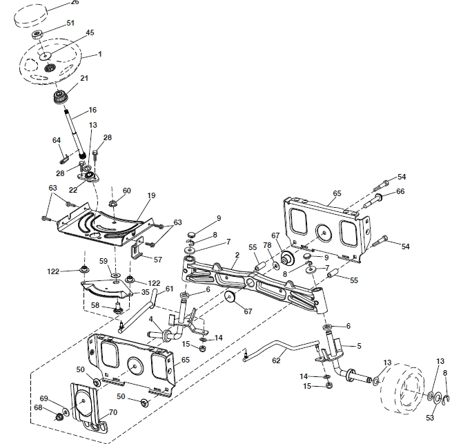 Craftsman Plow Parts : Craftsman gt wiring diagram