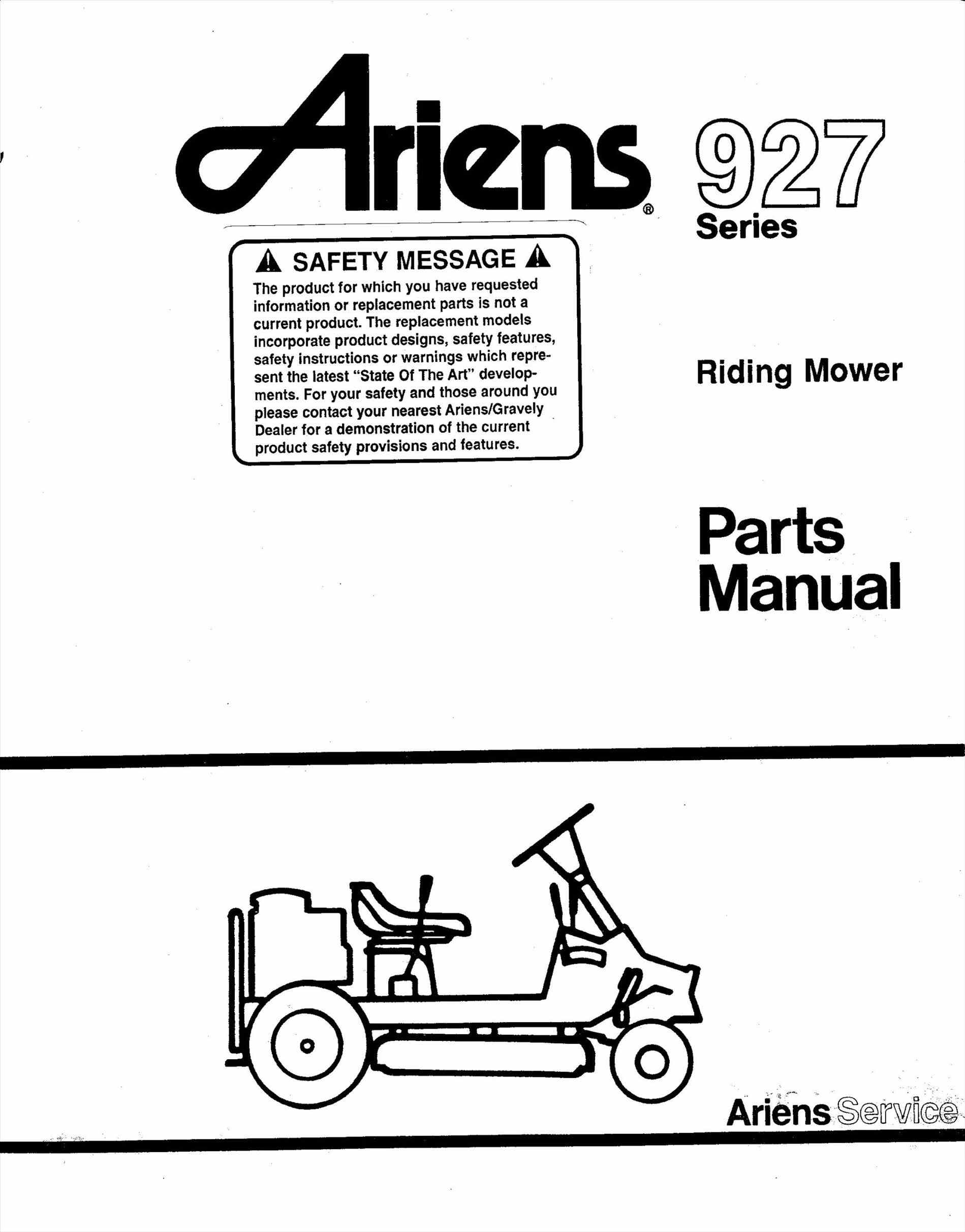 Ariens Lawn Mower Parts Diagram | Chentodayinfo within Cub Cadet Mower Deck Parts Diagram