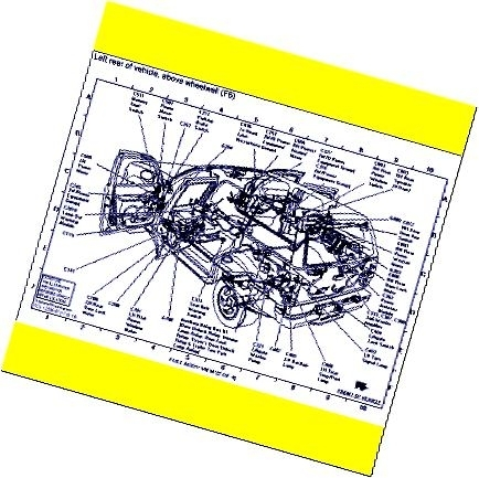 Assembly Auto Parts - Chevrolet Tahoe in 2002 Chevy Trailblazer Parts Diagram