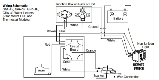 atwood water heater troubleshooting intended for atwood water heater parts diagram