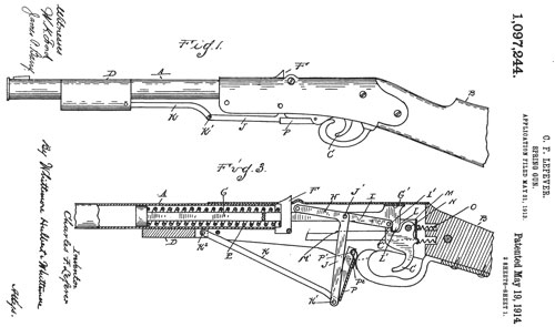 Bb Guns in Daisy Red Ryder Parts Diagram