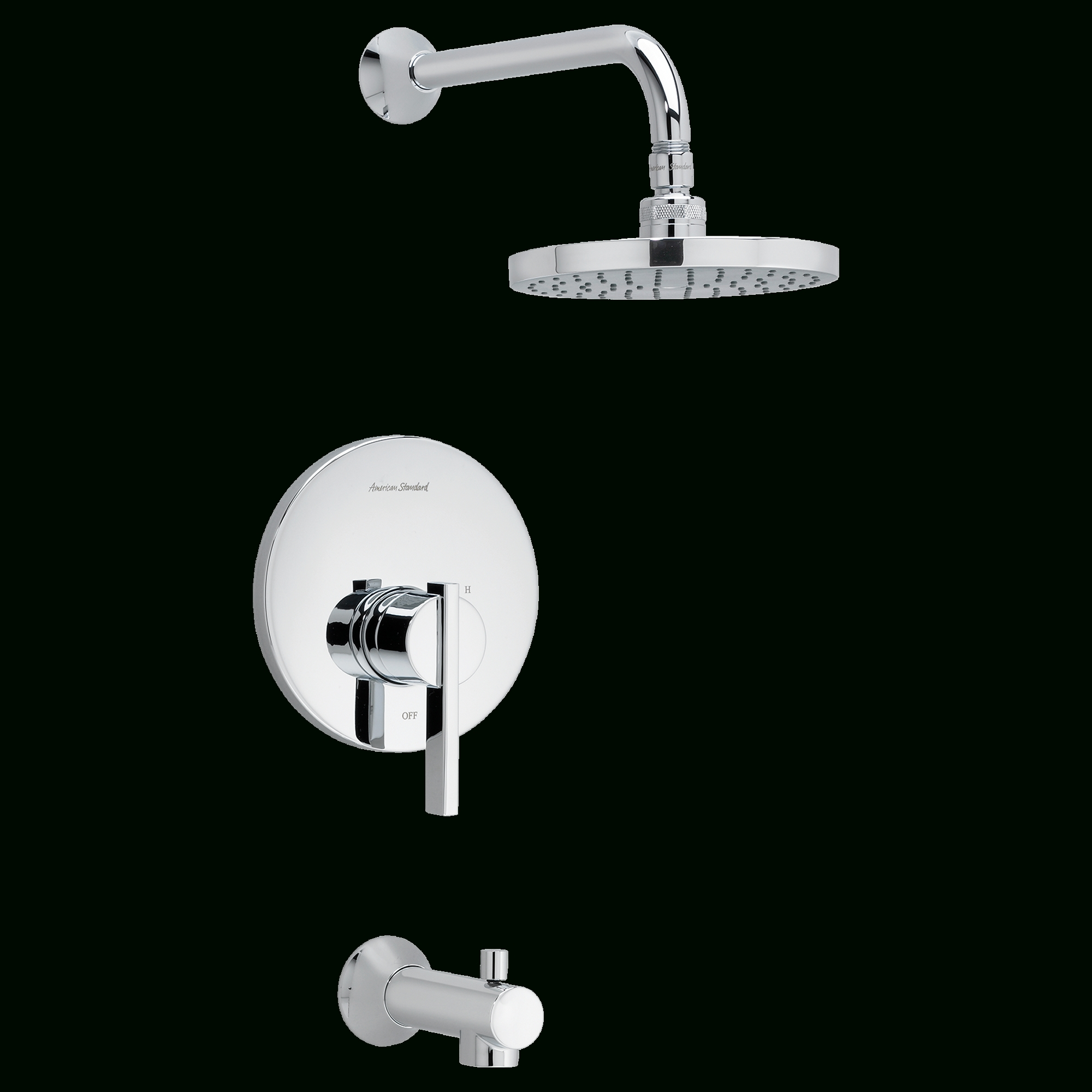 Berwick Bath Shower Faucet Trim Kit - American Standard pertaining to American Standard Shower Faucet Parts Diagram
