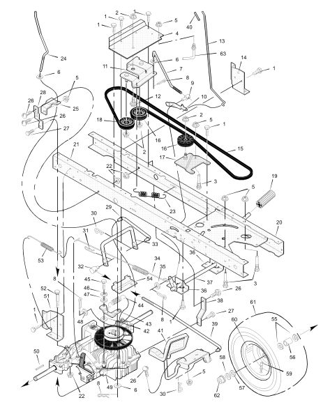 Fascinating Snapper Lawn Mower Parts Diagram Pictures - Best Image ...
