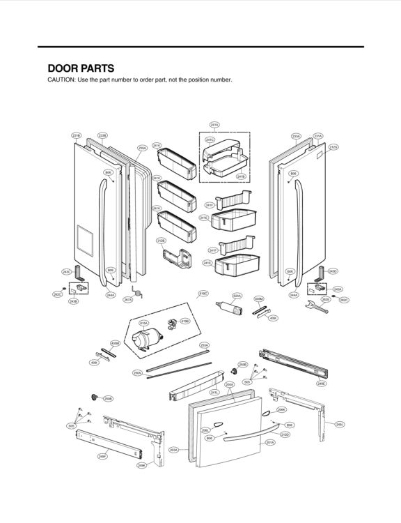 Best 25+ Lg Refrigerator Parts Ideas Only On Pinterest | Crash with regard to Frigidaire Gallery Refrigerator Parts Diagram
