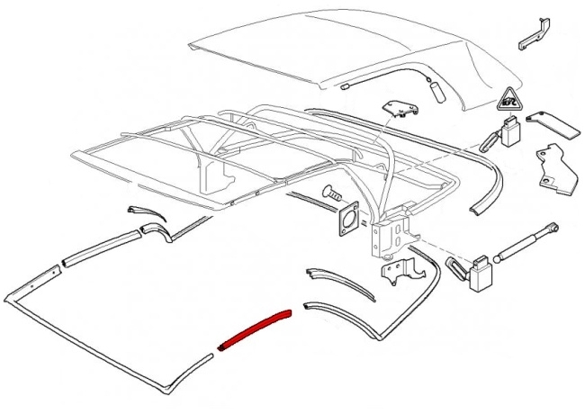 Bmw 3-Series E46 (1999-2006) - Convertible Parts - Page 1 with regard to 2002 Bmw 325I Parts Diagram