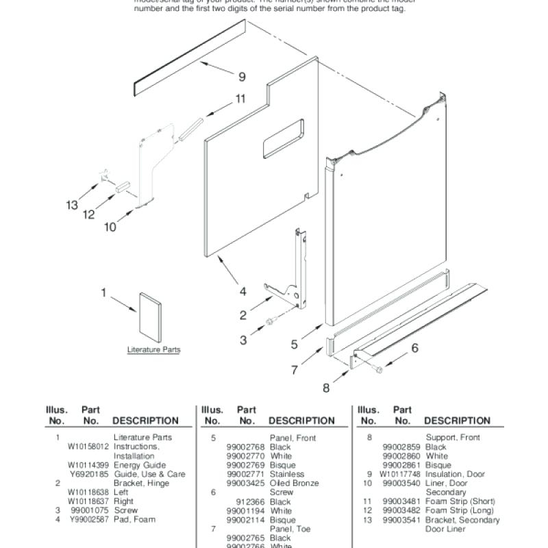 Bosch Exxcel Dishwasher Parts List Bosch Exxcel Dishwasher Parts with Bosch Exxcel Dishwasher Parts Diagram
