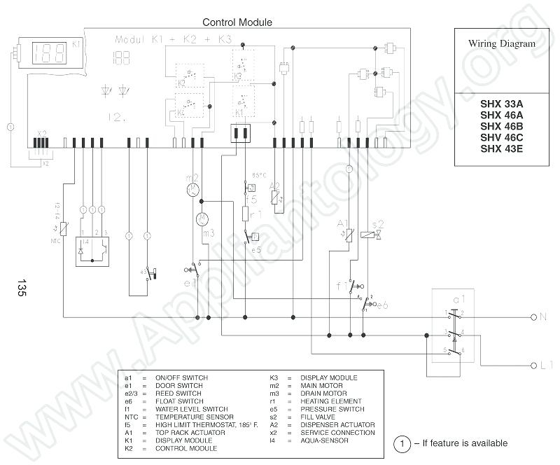 Bosch Exxcel Dishwasher Parts List Bosch Exxcel Dishwasher Parts with regard to Bosch Exxcel Dishwasher Parts Diagram