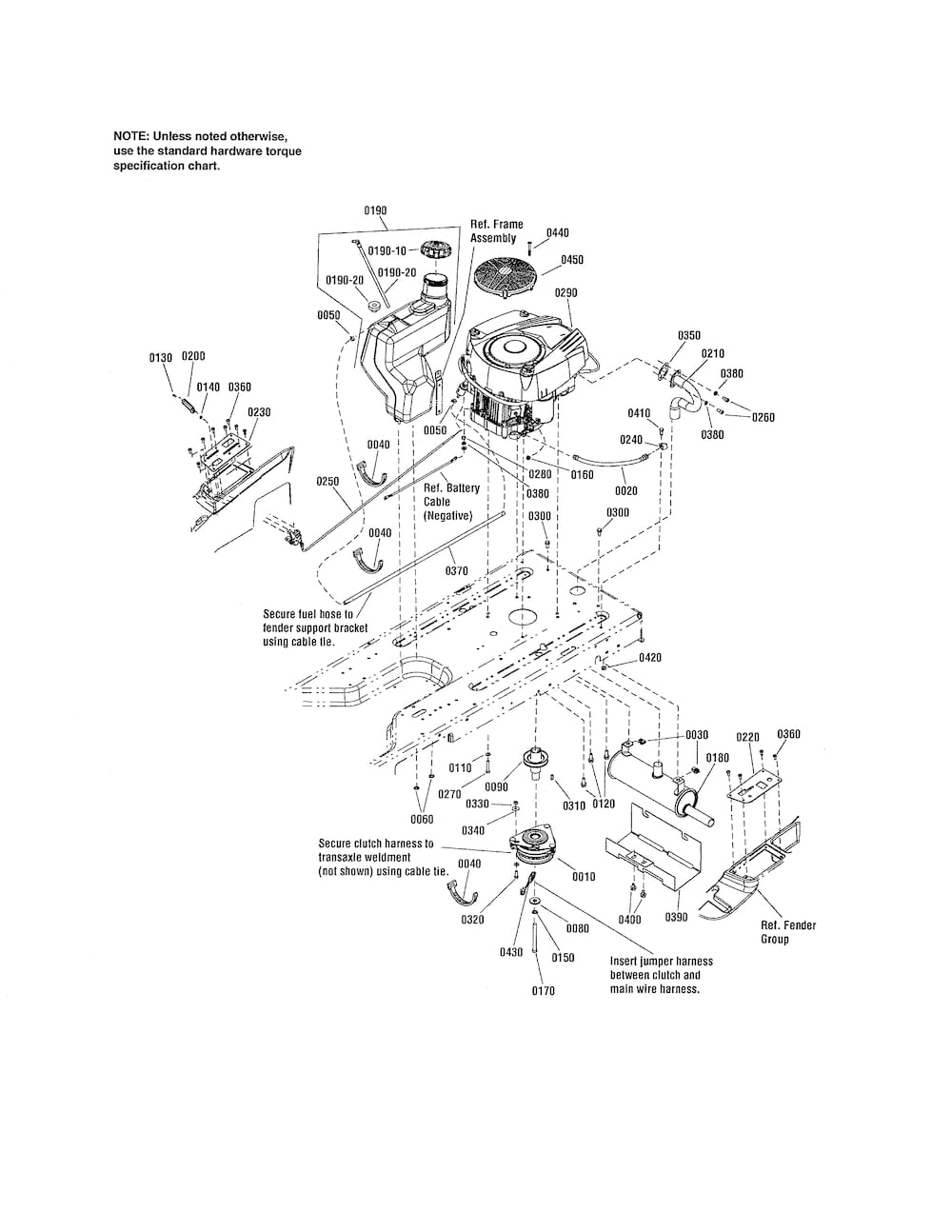Briggs And Stratton Lawn Mower Engine Diagram, Briggs, Electric intended for Briggs And Stratton 500 Series Parts Diagram