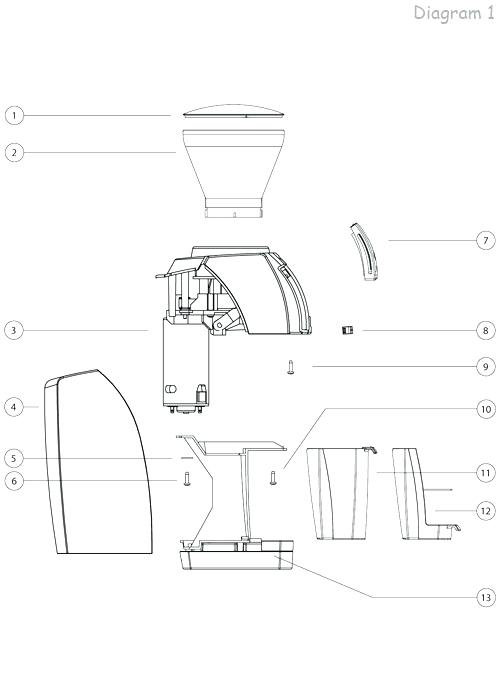 Bunn Coffee Maker Parts Diagram – Nativead.co pertaining to Bunn Coffee Maker Parts Diagram