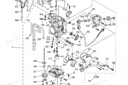 Carb Diagramjpg, Kodiak 400 Carb Diagram 2001 - Petaluma throughout Yamaha Kodiak 400 Parts Diagram