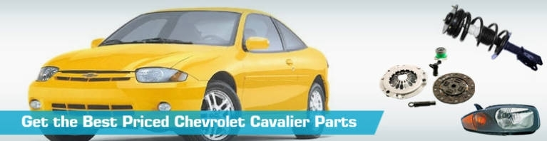 Chevrolet Cavalier Parts - Partsgeek for 2003 Chevy Cavalier Parts Diagram