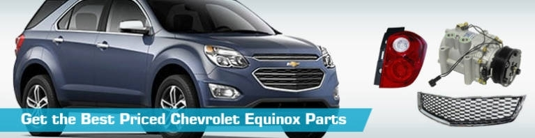 Chevrolet Equinox Parts - Partsgeek regarding 2006 Chevy Equinox Parts Diagram