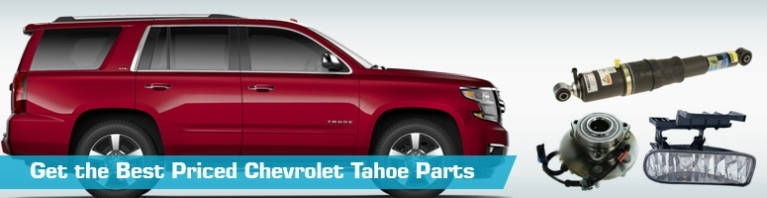Chevrolet Tahoe Parts - Partsgeek throughout 2007 Chevy Tahoe Parts Diagram