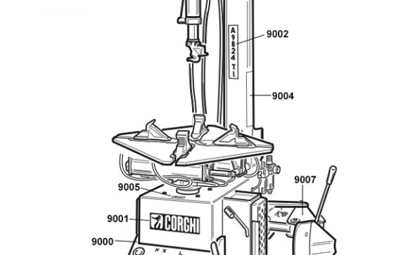 Coats Tire Changer Parts Online - Yaytrend with regard to Coats Tire Machine Parts Diagram