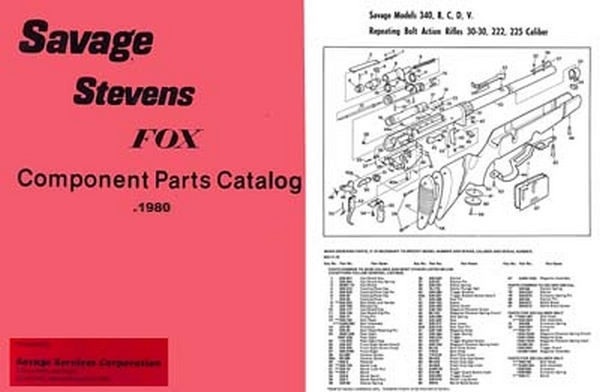 Cornell Publications Llc | Links To Savage Arms Catalog Reprints in Savage Model 110 Parts Diagram