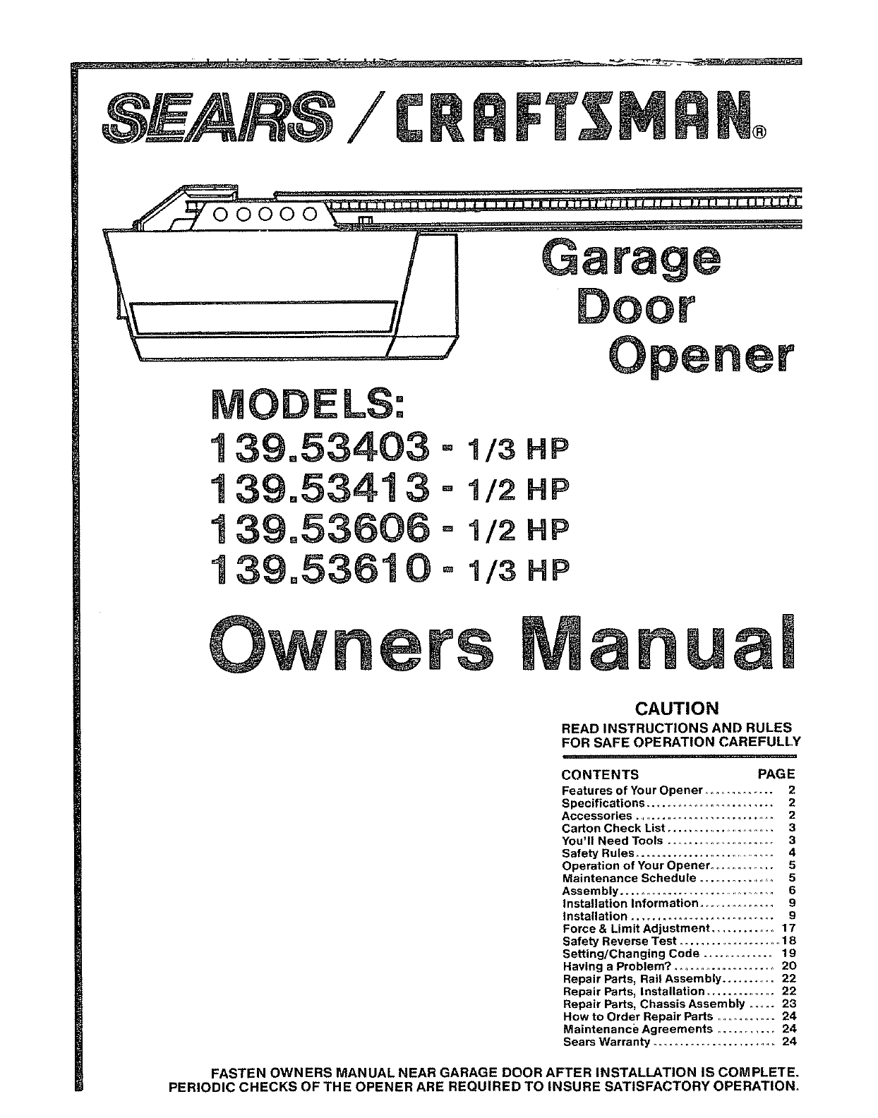 Craftsman Garage Door Opener Wiring Diagram To Sears Craftsman inside Craftsman Garage Door Opener Parts Diagram
